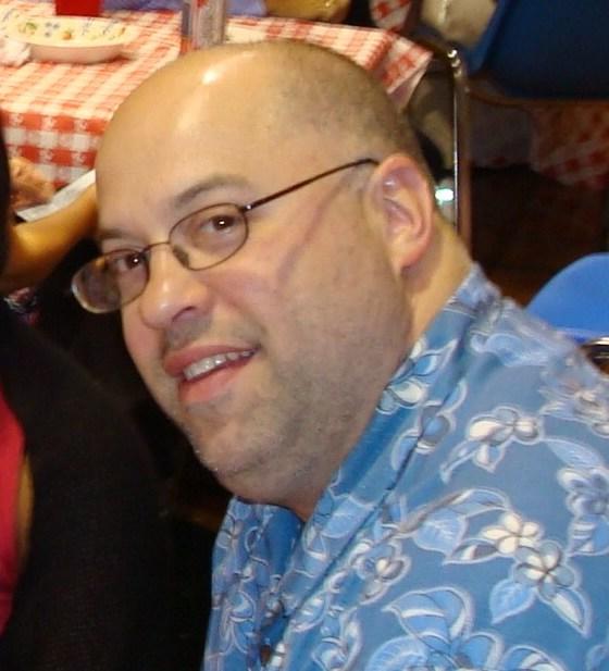 Chris Gendron headshot