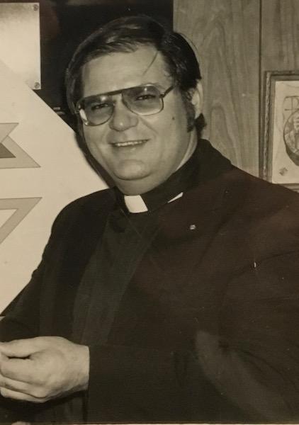 Reverend Martin