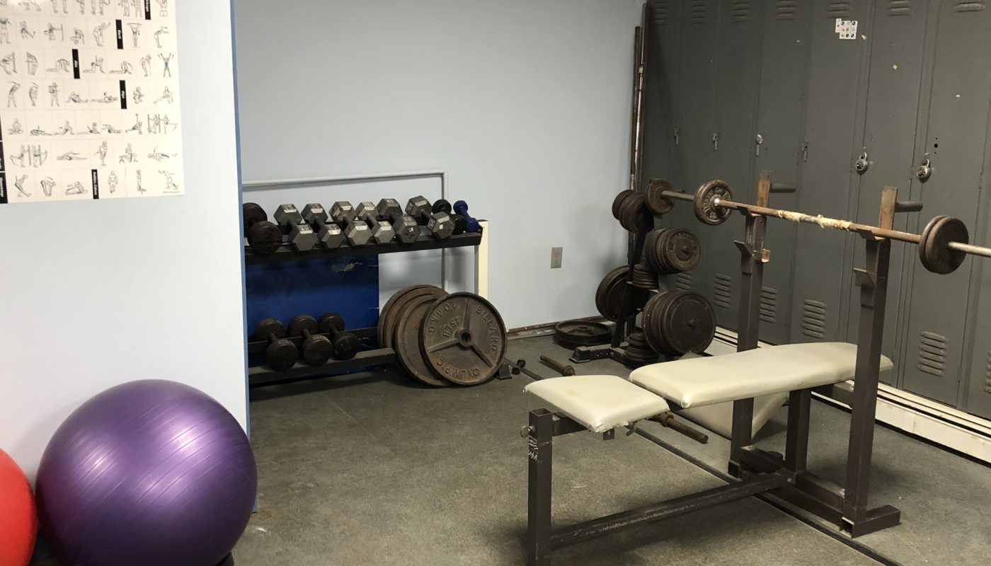 Weights and benching equipment